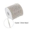 Crystal+ Silver Base