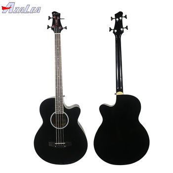 cheap price electric bass acoustic bass guitar 4 strings