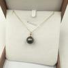 AA+ GRADE round 10-11 tahitian pearl
