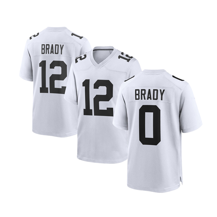 Customize Tom Brady 0 12 Youth Team Color 2021 Game Jersey Kids ...