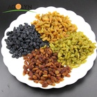 AGOLYN Top Grade Jumbo Dried Fruits Golden Green Black Red Raisin prices