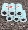 6 रोल सफेद स्वयं चिपकने वाला कागज