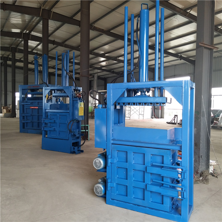 Carton Balers Pressing Machine/Waste Paper /Vertical Hydraulic Cardboard Box Baling Press