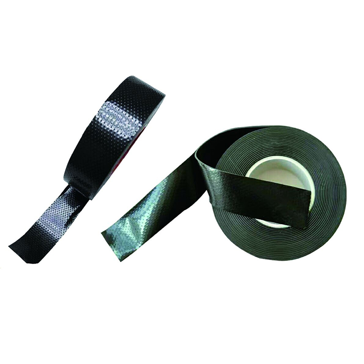 Factory Price Single Sided Self-adhesive Butyl Insulating Tape for Masking