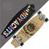 D-fish skateboard