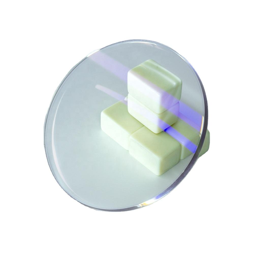 1.49/1.56/1.61/1.67/1.74 UC/HC/AR/SHMC Photochromic Brown Blue Block cr39 eyeglasses Lens