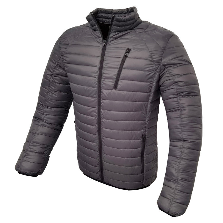 High quality outdoor clothing men's winter jacket padded causual wear