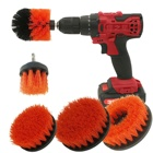 Cleaning Tool Hand Clean Tool Power Scrubber Cleaning Kit With Long Reach Attachment In Tool Box