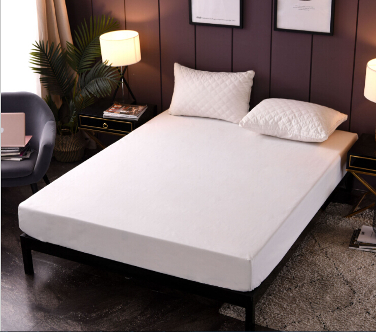 Customized size polyester or cotton fabric modern china made bedcover
