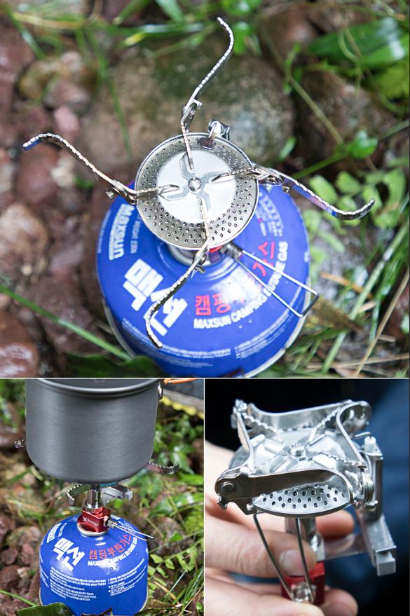 Bulin BL100-S03 camping stove propane Heater bornfire Rescues