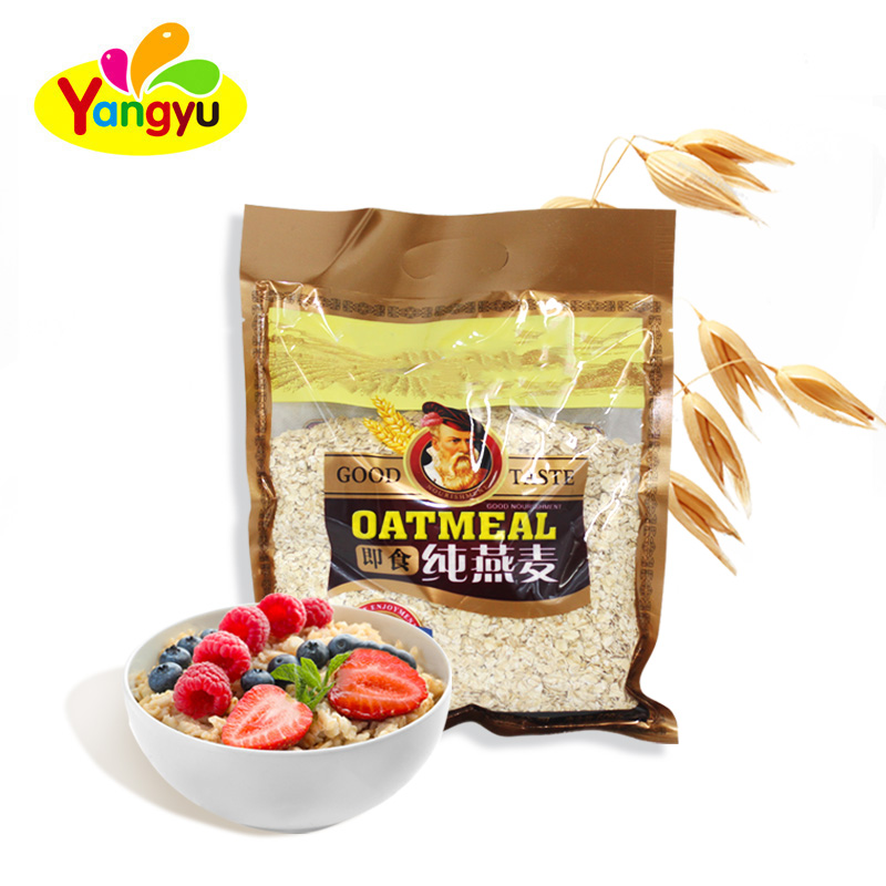 Wholesale Instant Nutrition Oat Flakes Cereal