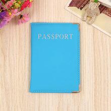 Чехол для паспорта из искусственной кожи, милый чехол для визиток и карт для путешествий, женский розовый чехол для паспорта в русском стиле(Китай)