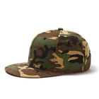 Wholesale Hats Wholesale 6 Panel Plain Flat Brim Snapback Hats