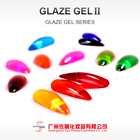 Polish Nail OEMODM Free Sample 12 Color Glaze Gel Polish Provide Private Label Glass Uv Gel Polish For Nail Supplies Art