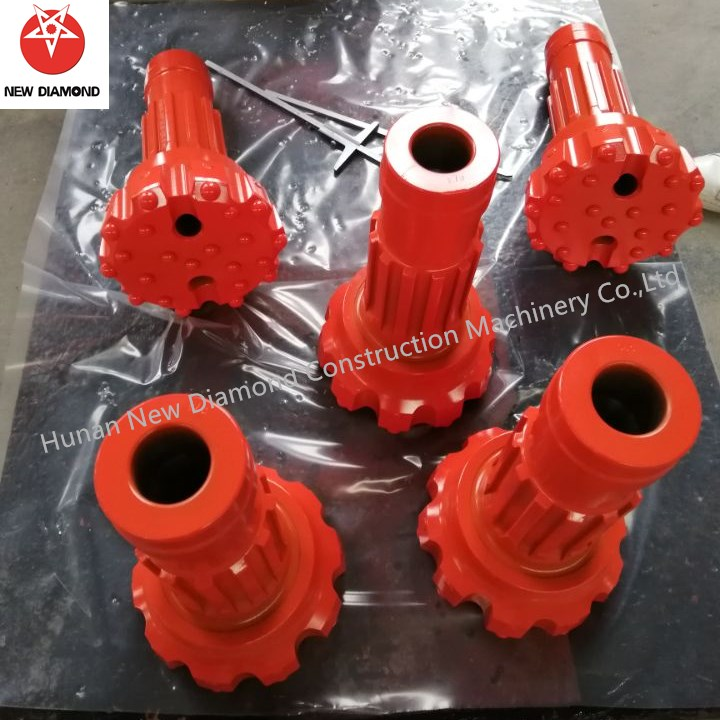 High air Pressure Safety Drill Hammer QL Series DTH Hammer QL 4A 5A 6A 8A 95A For Atlas Copco Rig