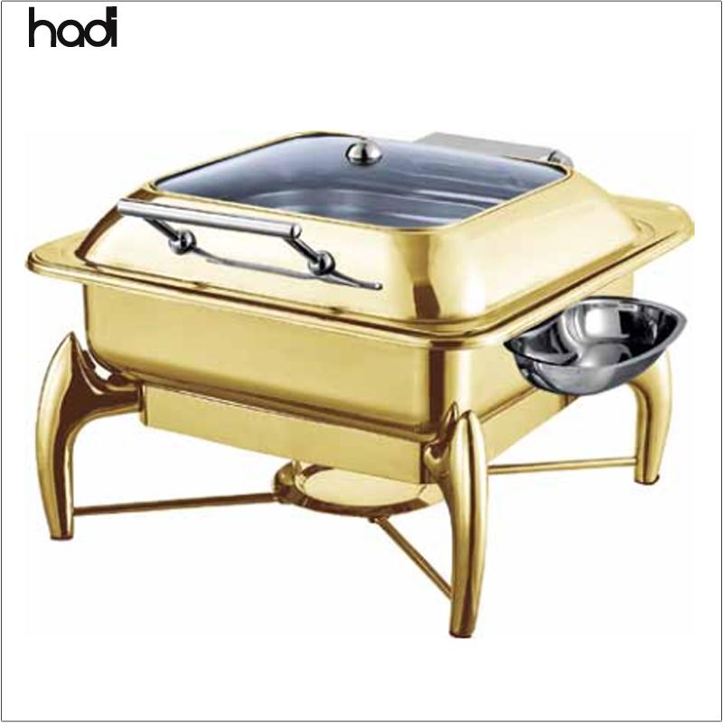 Оборудование для общественного питания, оптовая продажа, круглое блюдо-буфет, круглая гидравлическая плоская подогревающая посуда из нержавеющей стали, подогреватель еды для отелей