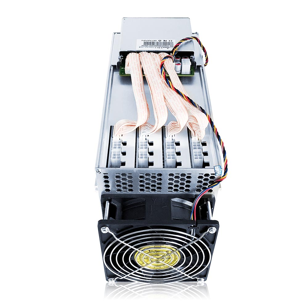 Ready to Ship Used L3+ Antminer L3 LTC Miner 504Mh/s with Power Supply Unit in Good Condition Hosting Mining
