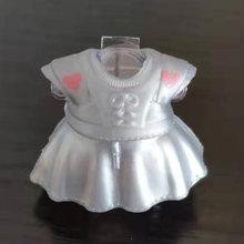 Множество стилей на выбор, розничная продажа, 1 предмет, оригинальное платье, комплекты одежды для детей 8 см, куклы Big Sister, детские игрушки дл...(Китай)
