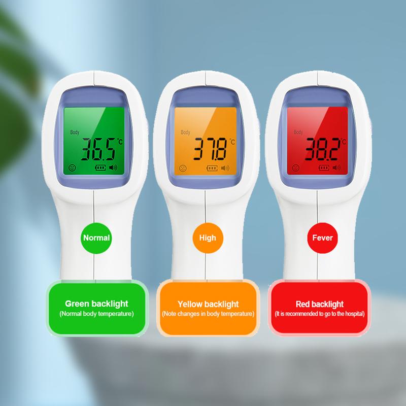 IT-122 цифровой Бесконтактный инфракрасный ЛОБНЫЙ термометр, инфракрасный ЛОБНЫЙ термометр для взрослых