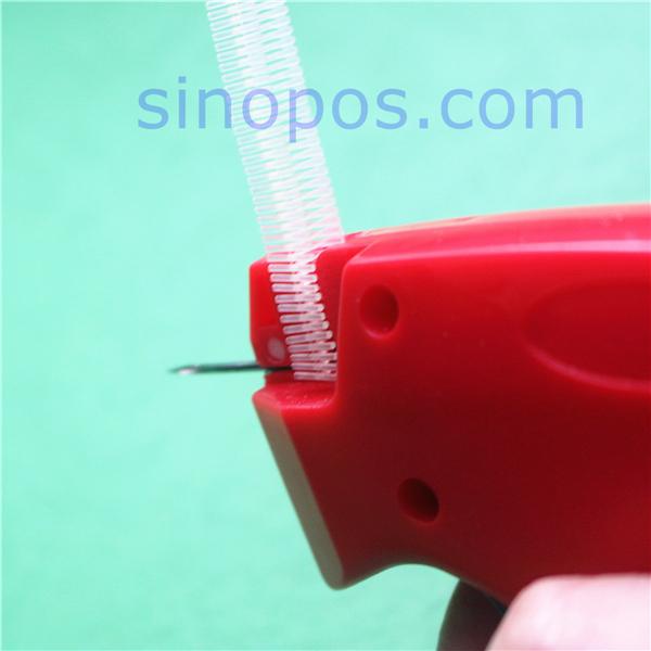 10000 пакет нейлон T-держатель для бирки 5 мм для бирки вида, одежды носки крепежа Прачечная стиральная зубец для ремонта ткань хвоста шить тонкой