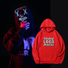 Pullover Hoodies Pullover Low Moq Wholesale Polyester Pullover Warm Blank Custom Personalized Printing Embroidery Hoodies Sweatshirts With Logo