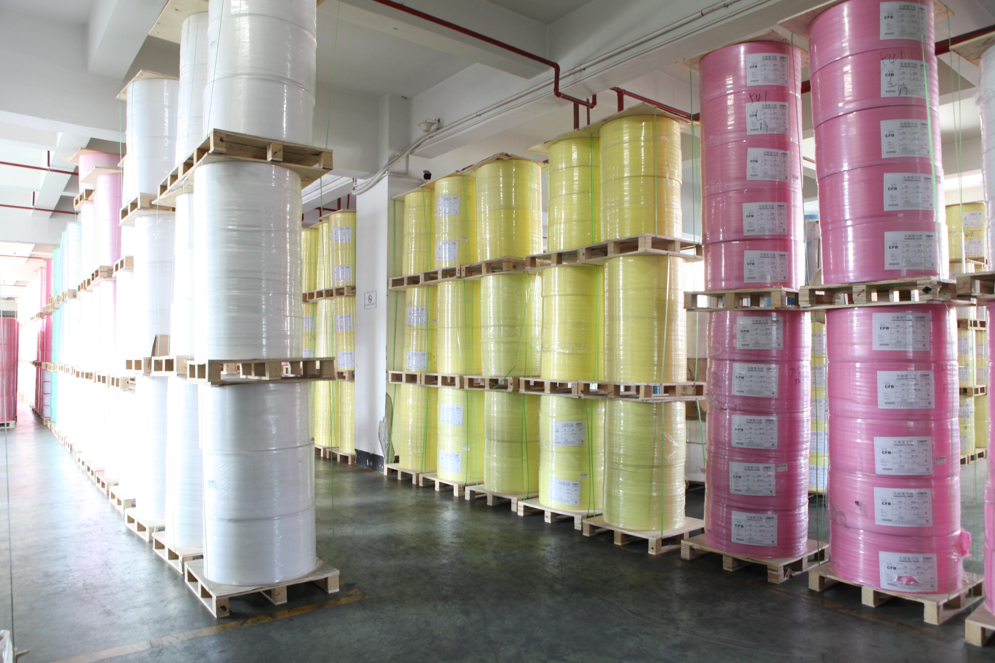Китайский производитель, 3 штуки, безкарбоновая компьютерная бумага NCR, бумажная форма, копии для печати счетов