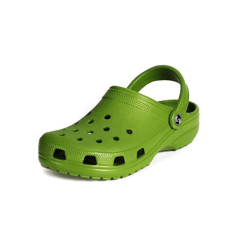 Wholesale high quality good elasticity fashion beach shoes breathable non-slip summer slipper croc men and women classic clog