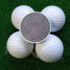 White 3 piece urethane ball