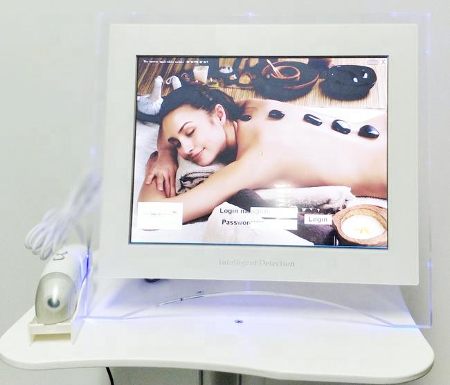 New arrival face skin test machine
