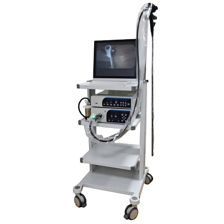 Медицинский цифровой два режима эндоскопическая система yscg 1050 HD видео гастроскоп и колоноскоп башня