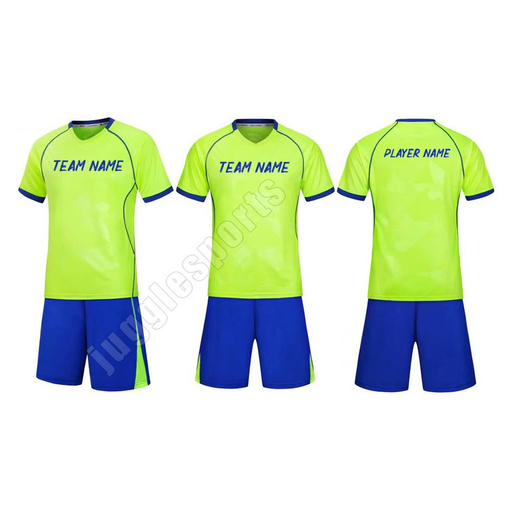 Oem Wholesale Price Men Boys Soccer Uniform Kids Football Uniforms ...