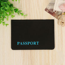 Чехол для паспорта, разноцветный кожаный чехол для путешествий, для мужчин и женщин(Китай)