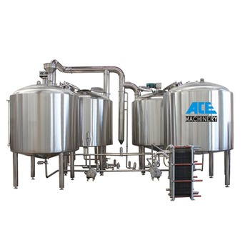 High Quality Turnkey Project 100L 200L 300L 500L Beer Brewing/Large Brewing Equipments Micro Brewery