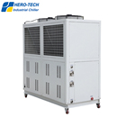 Chiller For Industrial Water Cooled Chiller 15hp Air Cooled Industrial Glycol Water Chiller Unit For Sub 0 Solution
