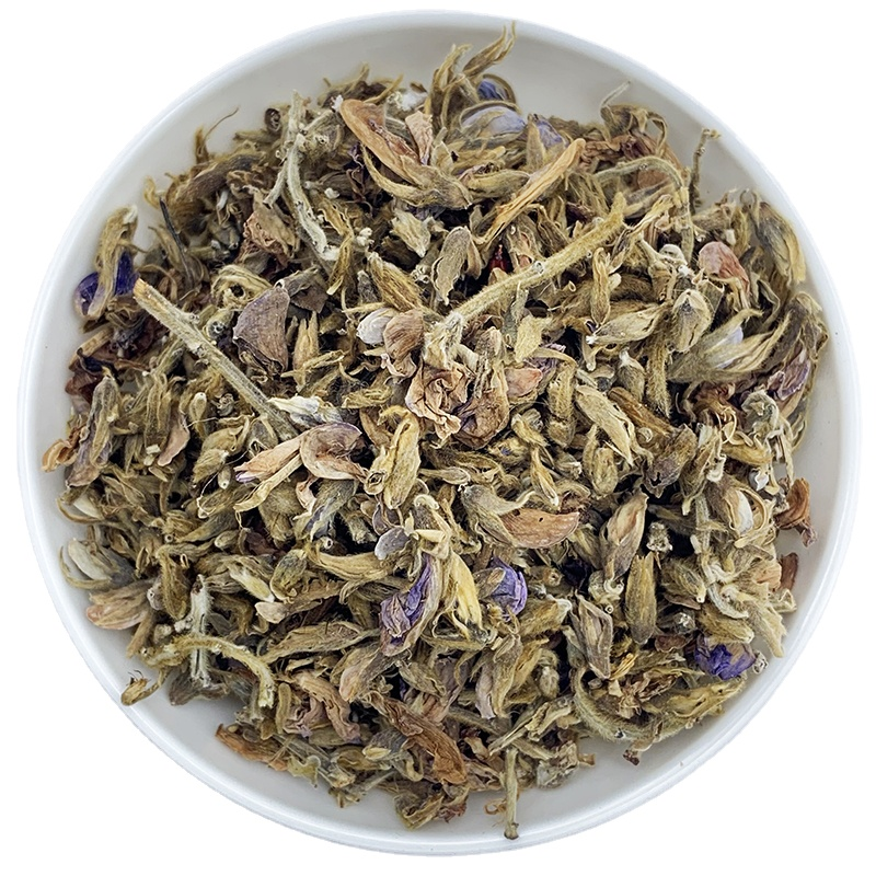 0191 Ge hua 100% orgnaic natural bulk kudzu flower herbal tea Sobering Tea - 4uTea | 4uTea.com