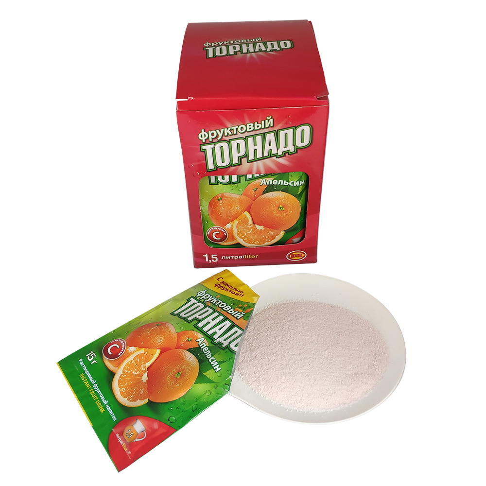 Концентрат апельсинового сока в порошке