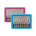 Ys2921c YPAD for Kids Learning English Russian Kids Toys Educational Learning Language Tablet