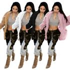 KM10301 Cheap Price Fashion fleece Casual 2020 Ladies faux Fur Coat Winter Women Top For Womens Stylish