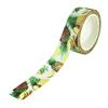 summer style washi sticker tape sheet custom with hot fruit