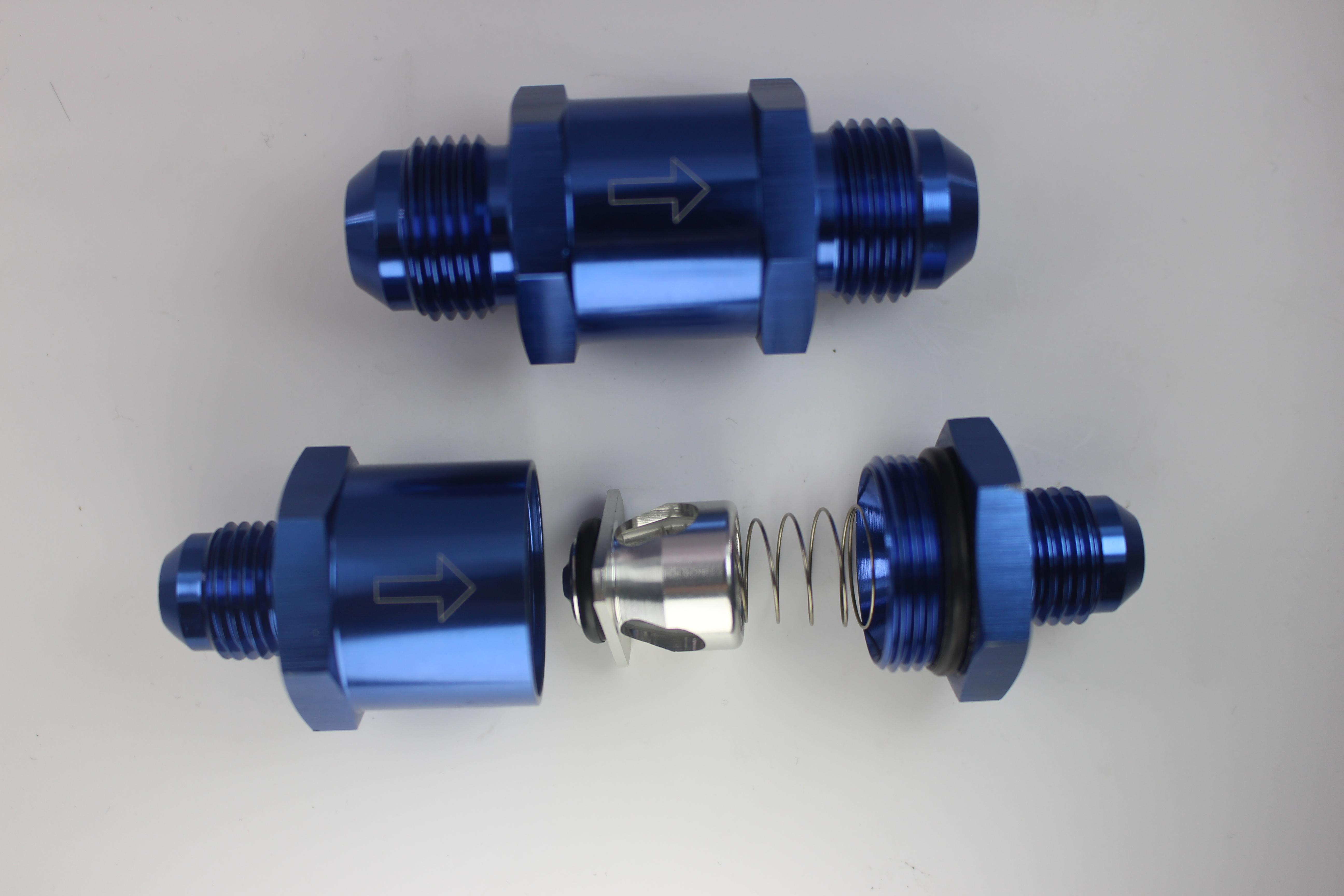 Изготовленный На Заказ Алюминиевый Топливный шланг, фитинг трубы, штуцер, заготовка топливного фильтра с соответствующей блистерной коробкой