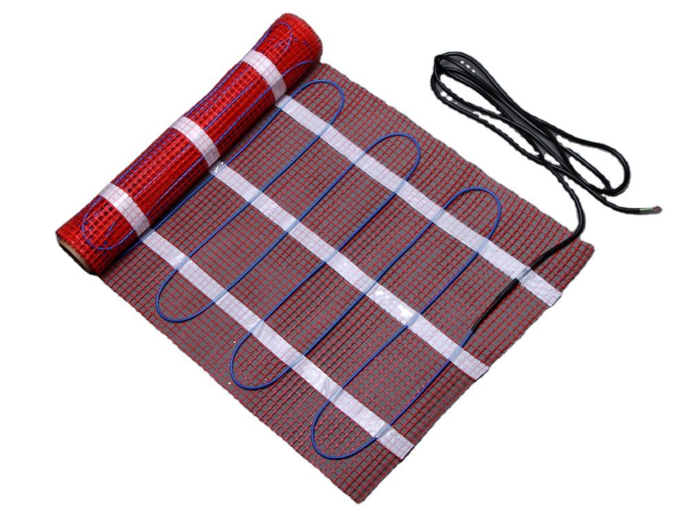 electric underfloor heat mats infloor heating system &parts install in beds tile wooden floor
