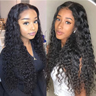 Indian Bundles With Hd Lace Frontal Welcome Custom 13x4 Hd Frontals Brazilian Loose Transparent Long Indian And Virgin Deep Wave Bundles With Lace Frontal