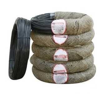 Anping China factory 18 gauge black annealed wire soft annealed iron wire 18 gauge tie wire with low price