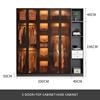 5 door+top cabinet+side cabinet