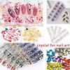 crystal for nail art