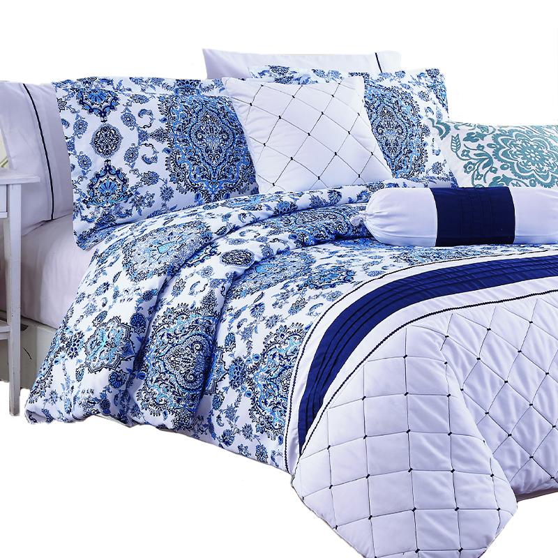 KOSMOS, роскошный, Лидер продаж, высокое качество, новый дизайн, набор одеял с вышивкой