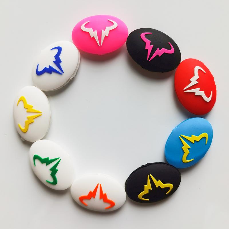 Низкая цена, высокое качество цветов Roger Теннисная ракетка Демпферы для игры в теннис спортивной