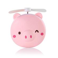 Летний кулер, портативный вентилятор, ручной, USB, перезаряжаемый, Мини, Складной вентилятор для путешествий, для улицы, для дома, офиса, тихий,...(Китай)