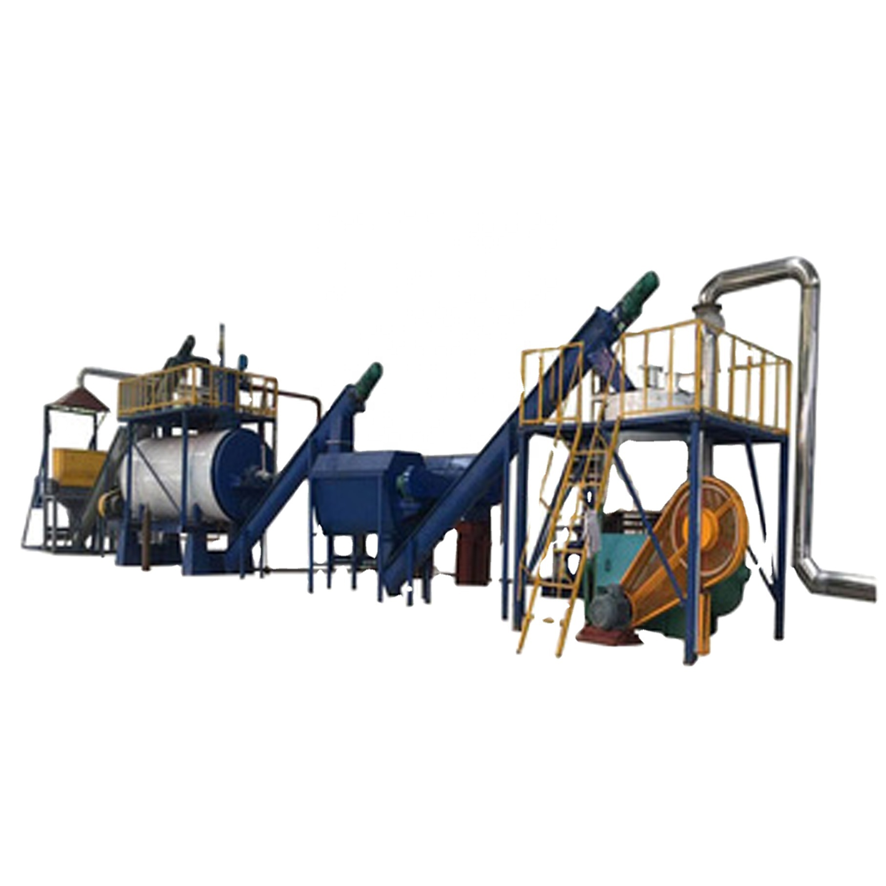 Automatic meat and bone meal plant,meat and bone meal processing equipment for sale
