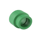 Pipe Socket Pipe Fittings Hot Sale Plastic PPR Pipe Fitting Reducing Socket